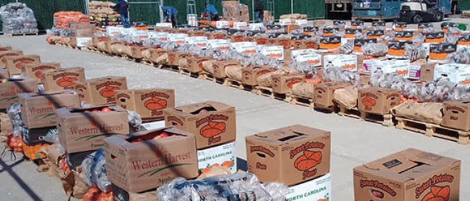 greenway products food pantry support